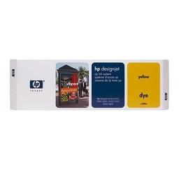 HP Geel 410ml CP DYE