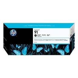 HP 91 Mat Zwart 775ml