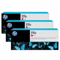HP 771C Magenta 3x