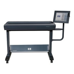 HP Designjet 4530 hd scanner 42 inch