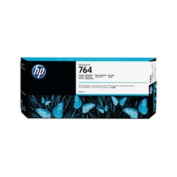 HP 764 Foto Zwart 300ml