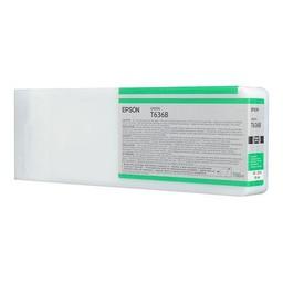 Epson T636B Groen 700ml