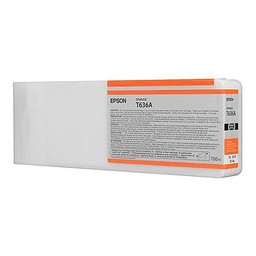 Epson T636A Oranje 700ml