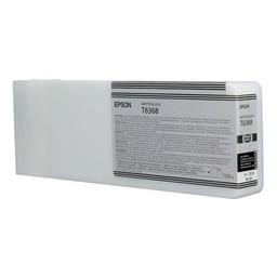 Epson T6368 Mat Zwart 700ml