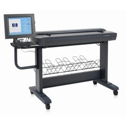 HP Designjet 4530 hd scanner 42 inch