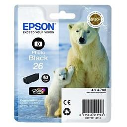 Epson 26 Photo Black