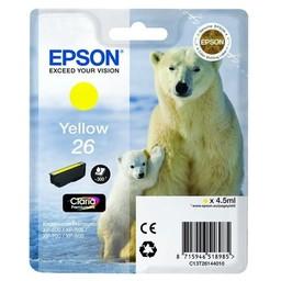 Epson 26 Geel