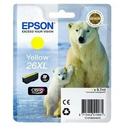 Epson 26XL Geel