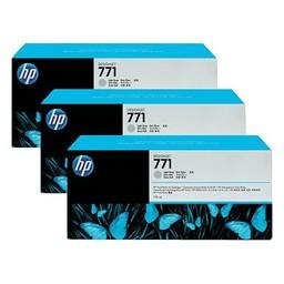 HP 771 Licht Grijs 775ml 3x
