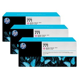HP 771 Licht Magenta 775ml 3x