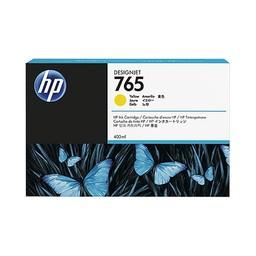HP 765 Geel inkt cartridge