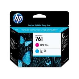 HP 761 Cyaan & Magenta printkop