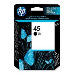 HP 45 Zwart 42ml