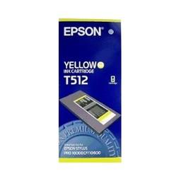 Epson T512 Geel 500ml