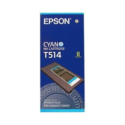 Epson T514 Cyaan 500ml
