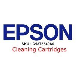 Epson T554 Clean Cartridge SP-4000 110ml 4x