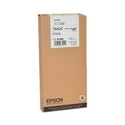 Epson T642C Wit 150 ml UltraChrome HDR