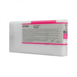 Epson T6533 Vivid Magenta 200ml