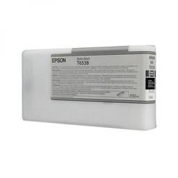 Epson T6538 Mat Zwart 200ml
