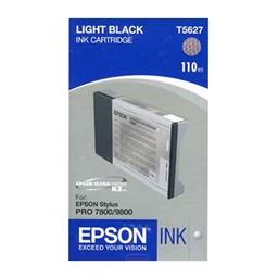 Epson T5627 Licht Zwart 110ml