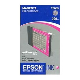 Epson T5633 Magenta 220ml