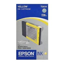 Epson T5634 Geel 220ml