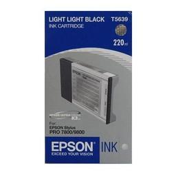 Epson T5639 Licht Grijs 220ml