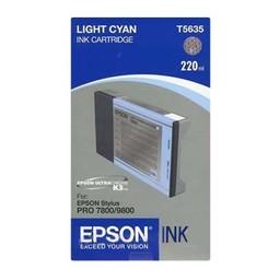 Epson T5635 Licht Cyaan 220ml