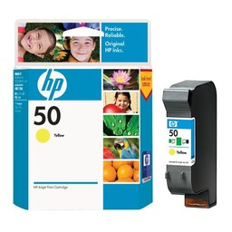 HP 50 Geel 42ml