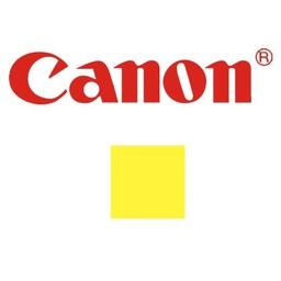 Canon PFI-707Y Geel - 700ml
