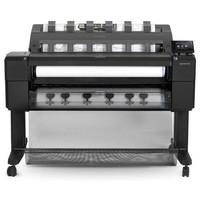 Overzicht grootformaat printers