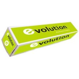 Evolution Inkjet Yellow Double Side Paper 100 g/m² 610mm x 45mtr