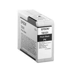 Epson C13T850100 Foto Zwart 80ml
