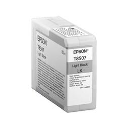 Epson C13T850700 Licht Zwart 80ml