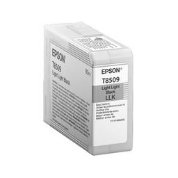 Epson C13T850900 Licht licht Zwart 80ml