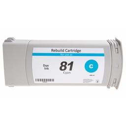PSI HP 81 Cyaan 680ml - 500002