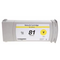 PSI HP 81 Geel 680ml - 500004