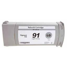 PSI HP 91 Licht Grijs 775ml - 610003