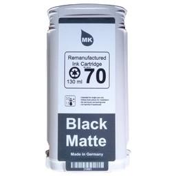 PSI HP 70 Mat Zwart 130ml - 210001