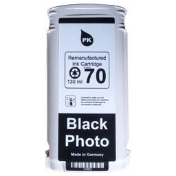 PSI HP 70 Foto Zwart 130ml - 210002