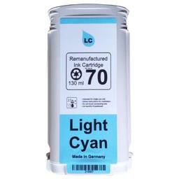 PSI HP 70 Licht Cyaan 130ml - 210007