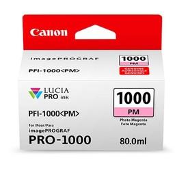 Canon PFI-1000PM Foto magenta 80ml - 0551C001