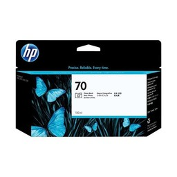 HP 70 - Foto zwart 130ml - C9449A