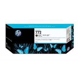 HP 772 - Mat zwart 300ml - CN635A