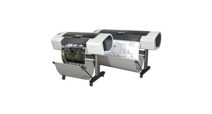 HP Designjet T-serie