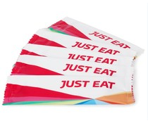 Just Eat branded Wipes - 500 pack