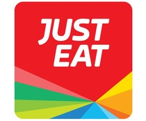 Just Eat Branded Car Magnet