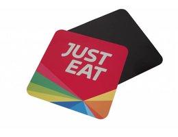Just Eat Branded Car Magnet