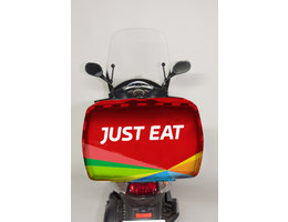 Just Eat Branded Scooter Box
