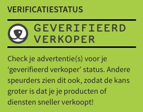 Stuntwinkel.nl is nu een geverifieerd verkoper bij Speurders.nl